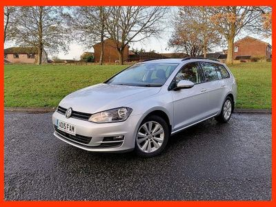 Volkswagen Golf Estate 1.6 TDI BlueMotion Tech SE (s/s) 5dr