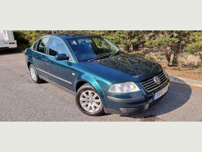 Volkswagen Passat Saloon 1.8 Turbo 20v SE 4dr