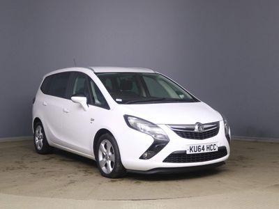 Vauxhall Zafira Tourer MPV 2.0 CDTi ecoFLEX 16v SRi (s/s) 5dr