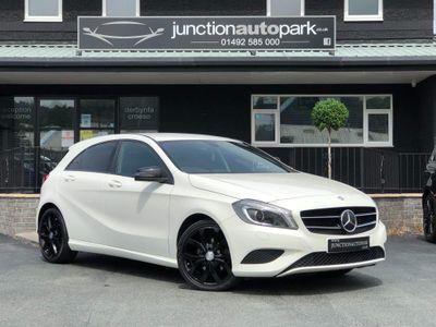 Mercedes-Benz A Class Hatchback 2.1 A200 CDI Sport 5dr