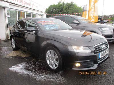 Audi A4 Avant Estate 2.0 TDIe Technik Avant 5dr