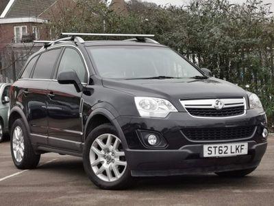 Vauxhall Antara SUV 2.2 CDTi Exclusiv AWD 5dr