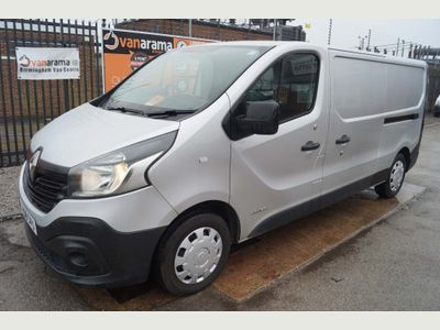 Renault Trafic Panel Van 1.6DCi L2 'BUSINESS SATNAV' EDITION, EU6