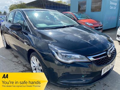 Vauxhall Astra Hatchback 1.4i Turbo Tech Line 5dr
