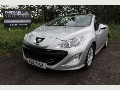 Peugeot 308 CC Convertible 1.6 HDi Sport 2dr