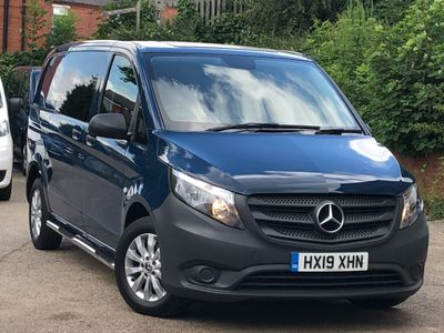 Mercedes-Benz Vito Combi Van 111 CDi Crew Van FWD L1 EURO6 5dr