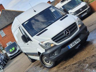 Mercedes-Benz Sprinter Panel Van 2.1 CDI 313 High Roof Panel Van 4dr (LWB)