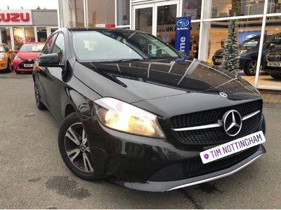 Mercedes-Benz A Class Hatchback 1.6 A180 SE 7G-DCT (s/s) 5dr