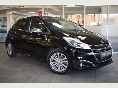 Peugeot 208 Hatchback 1.6 BlueHDi Allure 5dr