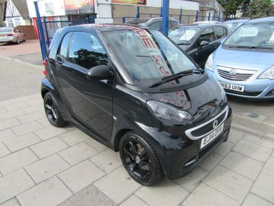 Smart fortwo Coupe 1.0 Grandstyle Softouch 2dr