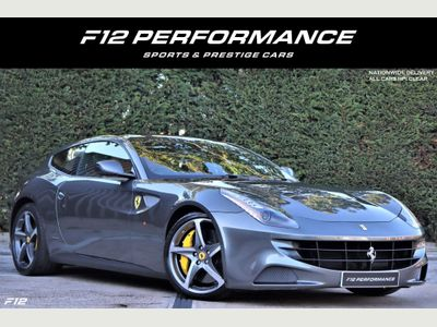 Ferrari FF Coupe 6.3 Auto Seq 3dr