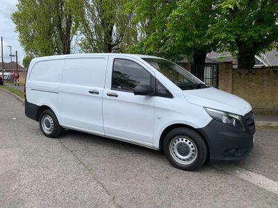 Mercedes-Benz Vito Panel Van 1.6 109 CDi FWD L2 EU6 6dr