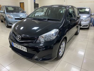 Toyota Yaris Hatchback 1.0 VVT-i TR 5dr (Touch & Go)