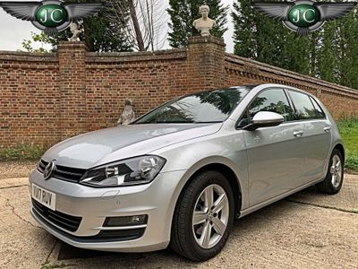 Volkswagen Golf Hatchback 1.4 TSI BlueMotion Tech Match Edition DSG (s/s) 5dr