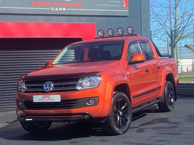 Volkswagen Amarok Pickup 2.0 BiTDI BlueMotion Tech Canyon Auto 4Motion 4dr