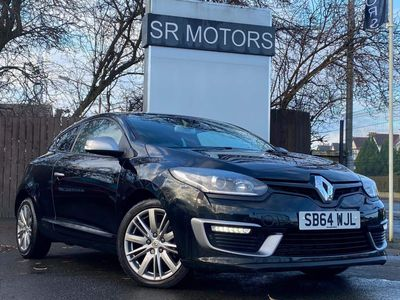 Renault Megane Coupe 1.5 dCi ENERGY GT Line TomTom (s/s) 3dr