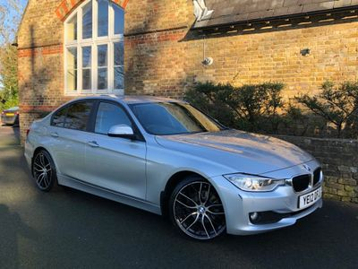 BMW 3 Series Saloon 2.0 320d ED BluePerformance EfficientDynamics 4dr