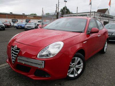 Alfa Romeo Giulietta Hatchback 1.4 TB Progression (s/s) 5dr