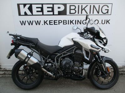 Triumph Explorer Adventure 1200 Explorer XR