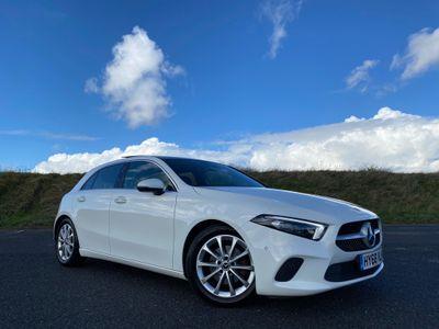 Mercedes-Benz A Class Hatchback 1.3 A180 Sport (Premium Plus) 7G-DCT (s/s) 5dr