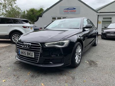 Audi A6 Saloon Saloon 2.0 TDI ultra SE S Tronic (s/s) 4dr