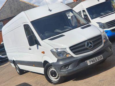 Mercedes-Benz Sprinter Panel Van