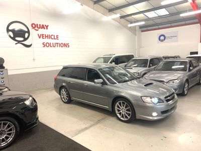 Subaru Legacy Estate JDM BP5 2.0L SPEC B TWINSCROLL TURBO