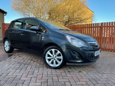 Vauxhall Corsa Hatchback 1.0 i ecoFLEX 12v Excite 5dr
