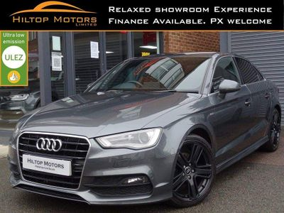 Audi A3 Saloon 1.4 TFSI ACT S line S Tronic (s/s) 4dr