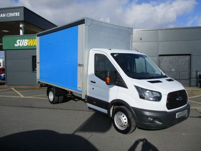 Ford Transit Chassis Cab 2.0 350 EcoBlue RWD L5 H1 EU6 2dr