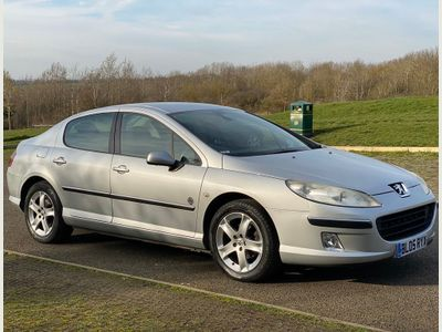 Peugeot 407 Saloon 2.0 HDi X-Line 4dr