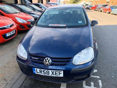 Volkswagen Golf Hatchback 1.9 TDI BlueMotion Tech S 5dr