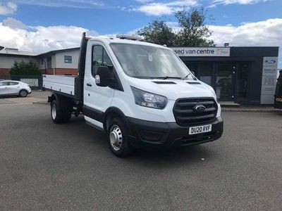 Ford Transit Chassis Cab *NO VAT* LEADER ONESTOP TIPPER 130 PS