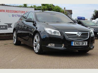 Vauxhall Insignia Hatchback 2.0 CDTi 16v Elite 4x4 5dr