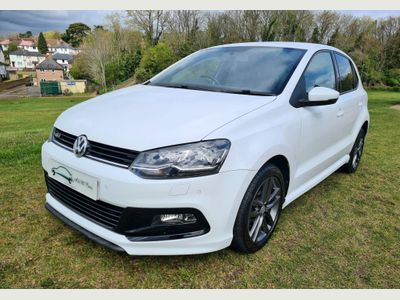 Volkswagen Polo Hatchback 1.2 TSI BlueMotion Tech R-Line (s/s) 5dr