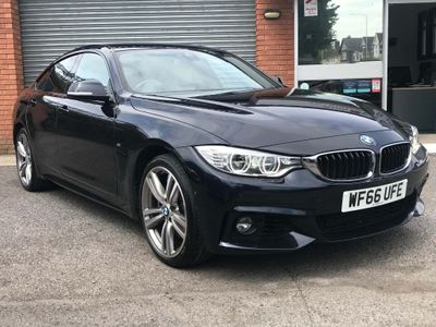 BMW 4 Series Gran Coupe Coupe 3.0 435d M Sport Gran Coupe Sport Auto xDrive (s/s) 5dr
