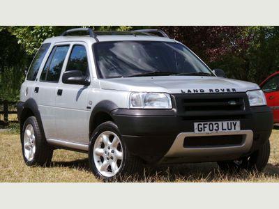 Land Rover Freelander SUV 2.0 TD4 Kalahari 5dr