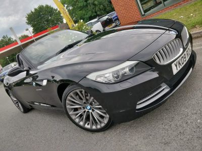 BMW Z4 Convertible 3.0 35i sDrive 2dr