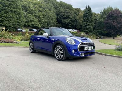 MINI Convertible Convertible 2.0 Cooper S 25th Anniversary Steptronic (s/s) 2dr