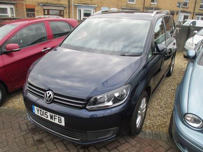 Volkswagen Touran MPV 2.0 TDI BlueMotion Tech SE 5dr (7 Seats)