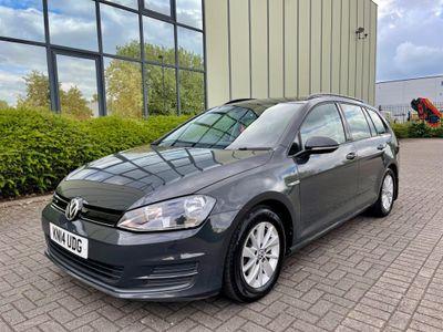 Volkswagen Golf Estate 1.6 TDI BlueMotion 5dr