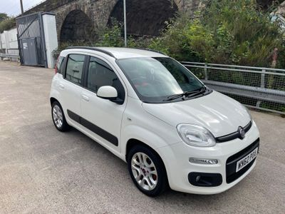 Fiat Panda Hatchback 0.9 TwinAir Lounge (s/s) 5dr (EU5)