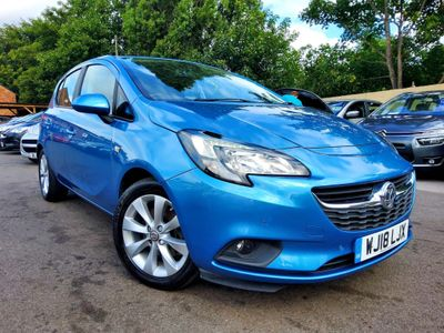 Vauxhall Corsa Hatchback 1.4i Turbo ecoTEC Energy (s/s) 5dr (a/c)