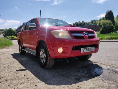 Toyota Hilux Pickup 3.0 D-4D HL3 Crewcab Pickup 4WD 4dr (EU4)