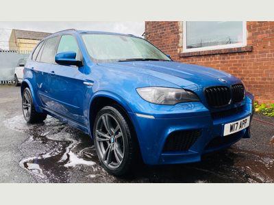 BMW X5 M SUV 4.4i V8 Auto xDrive 5dr