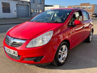 Vauxhall Corsa Hatchback 1.0 i 12v Breeze 5dr
