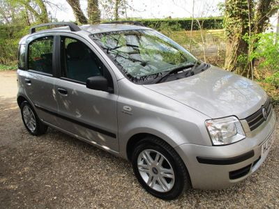 Fiat Panda Hatchback 1.2 Eleganza 5dr