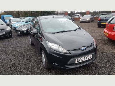 Ford Fiesta Hatchback 1.4 TDCi Style + 3dr