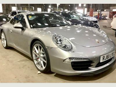 Porsche 911 Coupe 3.8 991 Carrera S (s/s) 2dr