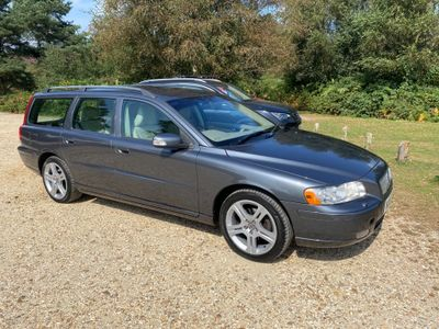 Volvo V70 Estate 2.4 D Sport Special Edition Geartronic 5dr
